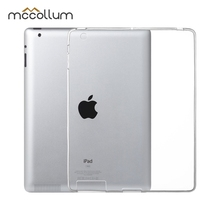 Soft Silicone Case For Apple iPad 2 3 4 Case Ultra-thin Cover For iPad2 iPad3 iPad4 Cases Back Coque Transparent Tablet Bags стоимость