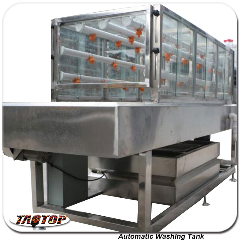 ITAATOP Hydro Hydrographics Film Wash Tank Automatic Washing Tank For Water Transfer Printing Film Dipping Tank