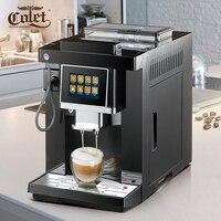 1300 Вт 19Bar полностью автоматическая кофейная машина сенсорный экран умная причудливая кофейная машина итальянская Мясорубка кофе машина