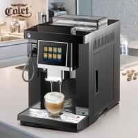 1300W 19Bar Fully automatic coffee machine Touch screen intelligent Fancy coffee machine Italian grinder coffee machine