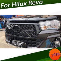 FRONT RACING GRILL GRILLE FIT FOR HILUX ROCCO 2018 pickup