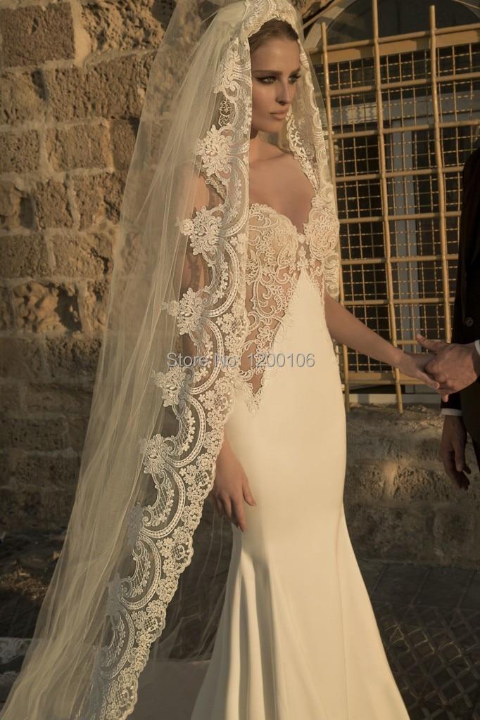 Vintage Backless Wedding Dresses - Ocodea.com
