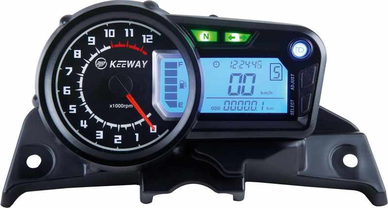 Detail Feedback Questions about Digital Speedometer for Keeway
