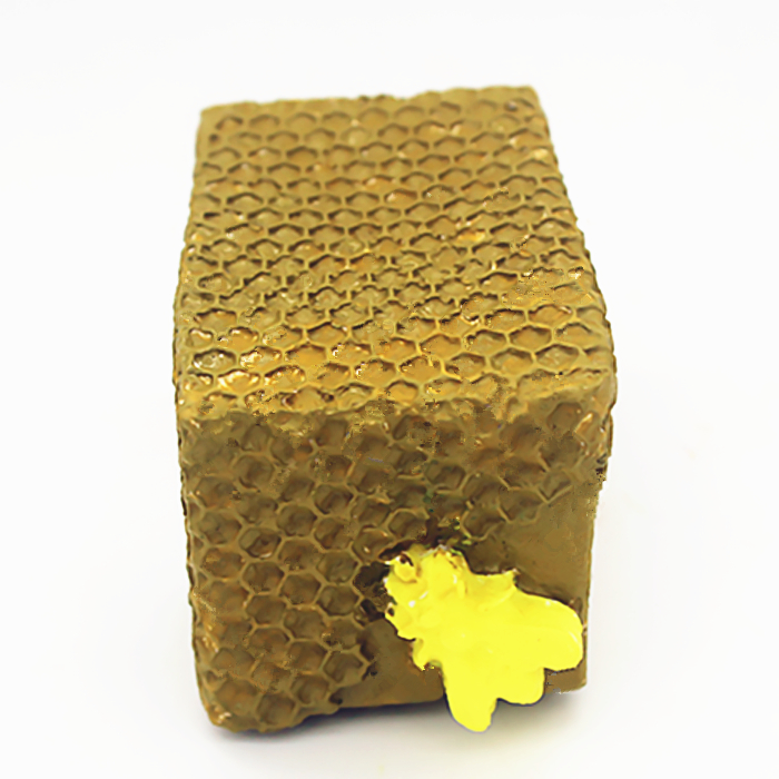 Three dimensional honeycomb Aromatherapy Candle Mold plaster craft silicone mould