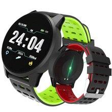 Bluetooth Smart Watch Men Women Digital Sport Watch Fitness Clock Heart Rate Blood Pressure Monitor Smartwatch Pedometer Watch цена и фото