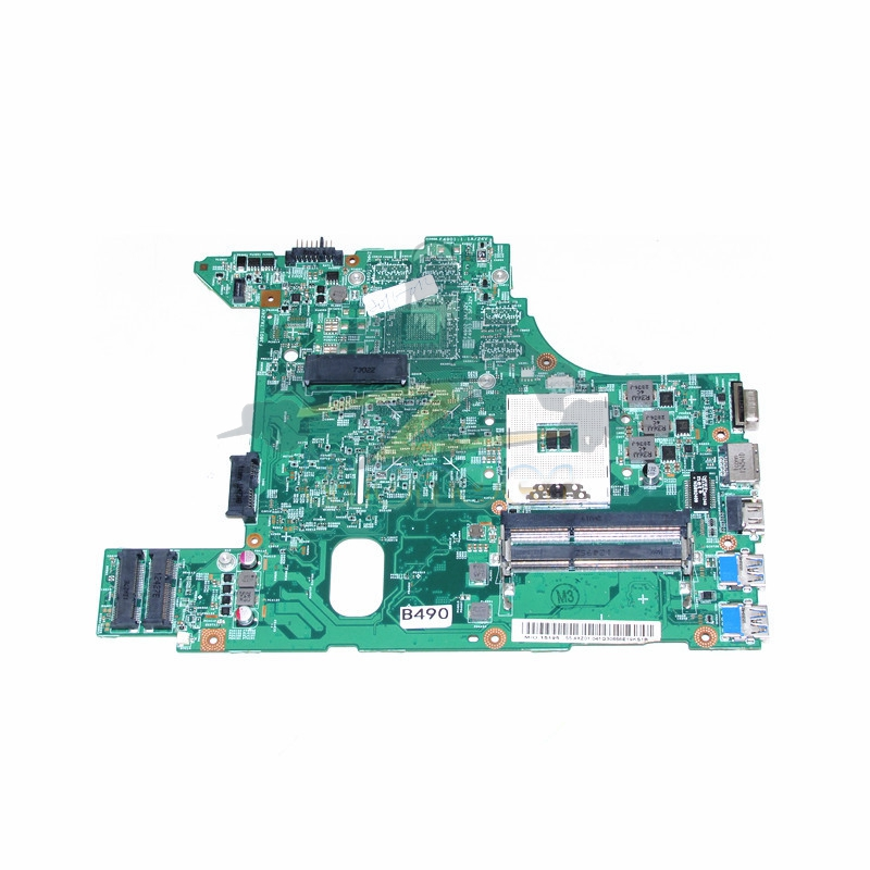 LA48 MB 11264-1M 48.4TD06.01M for lenovo ideapad B490 14'' laptop motherboard hm77 gma hd4000 DDR3