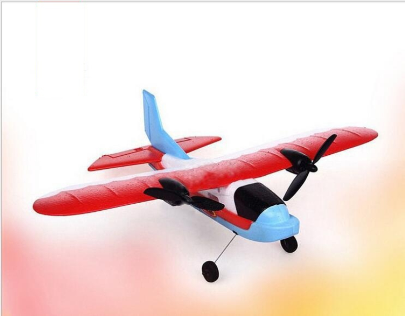 rc airplane 48cm FX-806 EPP Fixed wing up to 250M Resistance to fall wireless rc aircraft plane model rc toy for child best gift pt 17 trainer remote control aircraft aeromodelling 4 ch 2 4ghz stearman pt 17 rc bi plane airplane pnp and kit