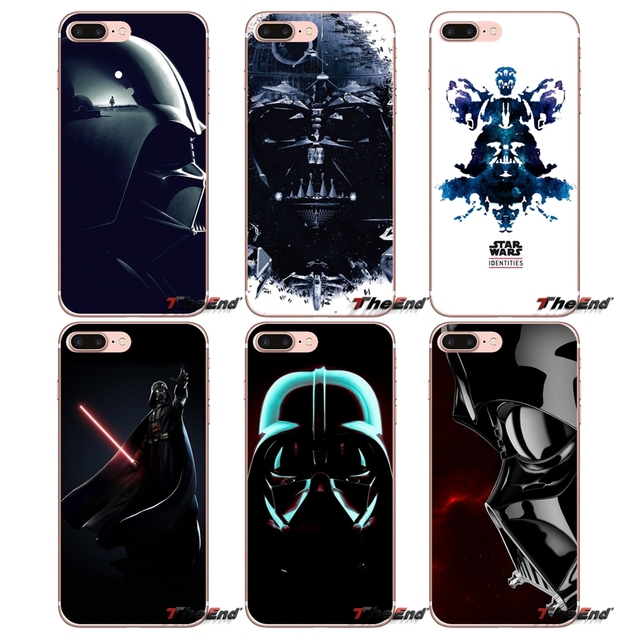 more photos a4abe af5dc US $0.99 |Darth Vader Star Wars Soft Phone Case Cover For Sony Xperia M2 M4  M5 E3 T3 XA Aqua Z Z1 Z2 Z3 Z5 compact LG G4 G5 G3 G2 Mini-in Half-wrapped  ...