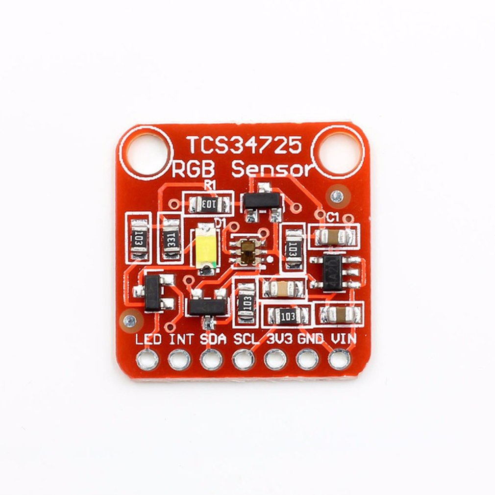 CJMCU34725 TCS34725 Color Sensor Color Sensor RGB Development Board Module Exquisitely Designed Durable
