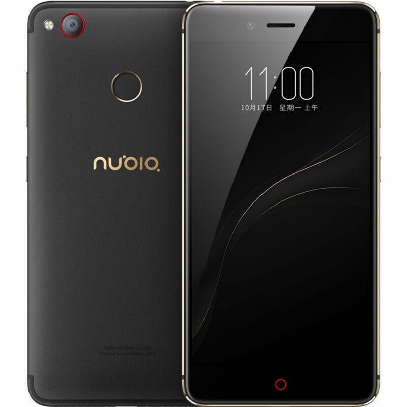 Original Nubia Z11 Mini S ZTE LTE 4G Mobile Phone MSM8953 Octa Core 5 2 Inch