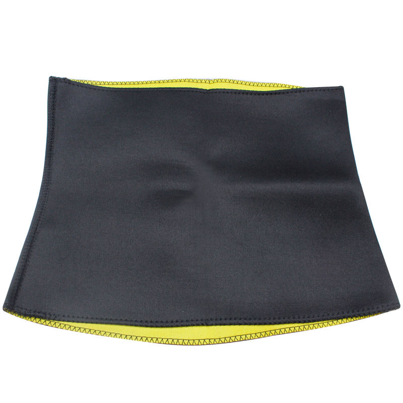 1 Pcs Women Health Belt Neoprene Slimming Body Yoga Sweat Shaper Wrap Waist Slimmer Controling Weight Cut Down Loose Weight Belt