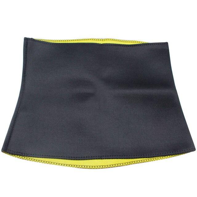 1 Pcs Women Health Belt Neoprene Slimming Body Yoga Sweat Shaper Wrap Waist Slimmer Controling Weight Cut Down Loose Weight Belt 1