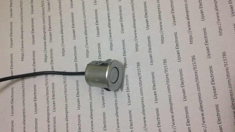 Ultraschall Entfernungsmesser Wasserdicht : Teile los khz mm wasserdichte umkehr radar sonde us d