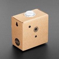 Google Vision Kit AIY искусственный интеллект raspberry Pi 0 WH комплект для разработки видео