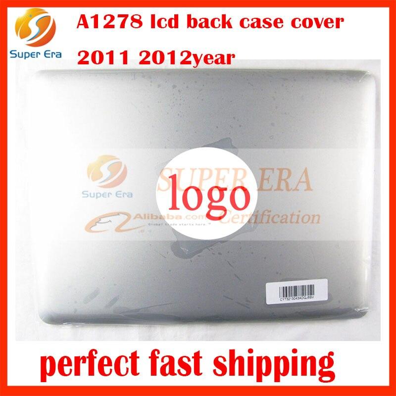 Nueva pantalla de visualización perfecta para MacBook Pro 13.3 pulgadas a1278 LCD cubierta trasera mc700 md313 original 2011 2012 año