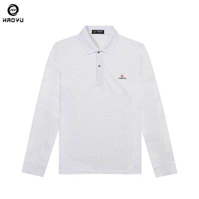 Hombres de la Marca de Ropa Camisa de Polo Nueva Moda Sólido de Manga Larga  Regular ea48bcb8cb4ce