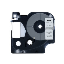 DYMO D1 12mm Cartridge Mixed colors choosable D1 Standard Tape Cartridge for Dymo Label Makers 1