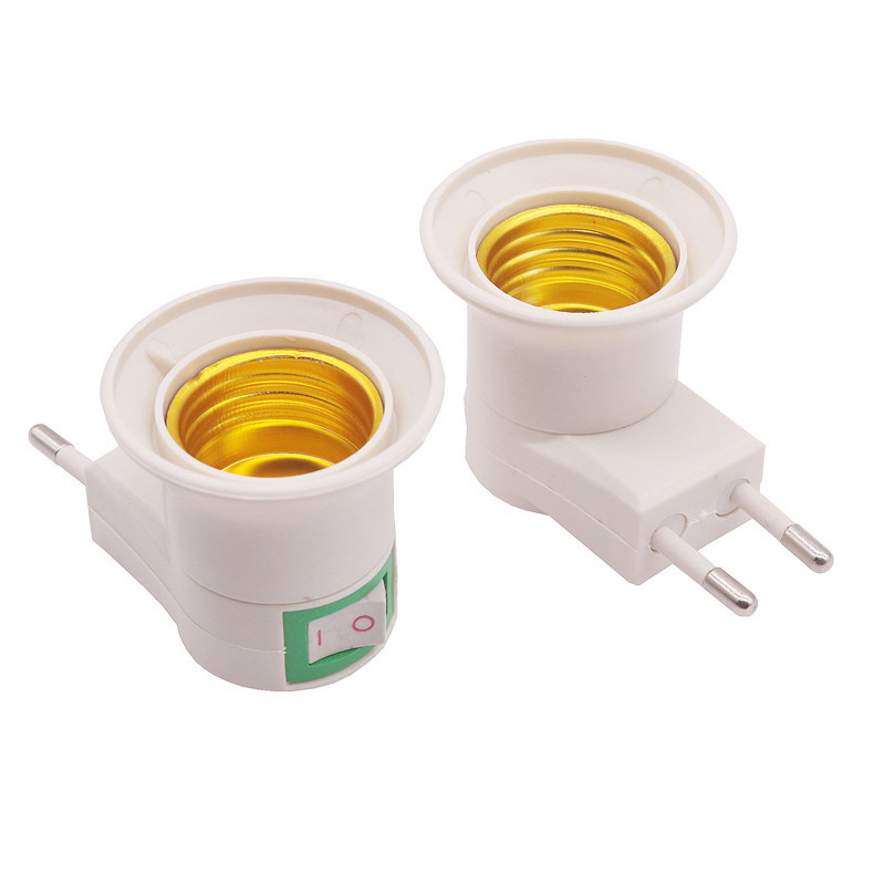 Lamp-Base-E27-LED-Light-Male-Socket-to-EU-Type-Plug-Adapter-Converter-for-Bulb-Lamp