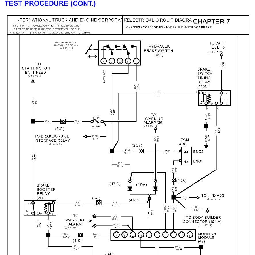full international trucks manuals and diagrams