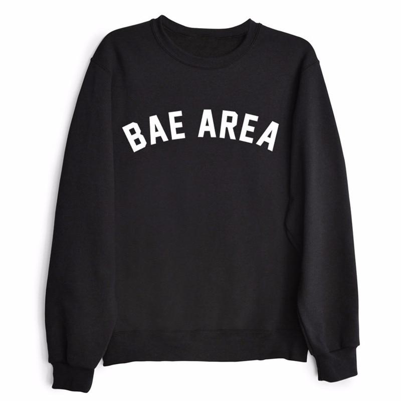 BAE AREA Fake Funny Crewneck Sweatshirts Women Hoodies Brand Design Tracksuit Tops High Fashion Unisex Hoodie W-F10276