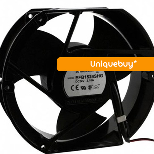 Quality goods EFB1524SHG  Frequency converter 125A ACS510/550 for Delta high quality 48v 1 0a ffb1348ehe roo 12038 large air flow frequency converter cooling fan delta