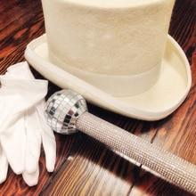 Compra white top hat y disfruta del envío gratuito en AliExpress.com cc9fdd813cd