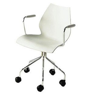 Envío gratis! silla moderna de la oficina, MAui silla con ruedas ...