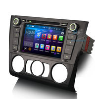 Autoradio Android 7.1 DAB+ GPS WiFi Bluetooth Car CD DVD Navi for BMW 1 Serie E81 E82 E87 E88 Door Hatchback Coupe Convertible