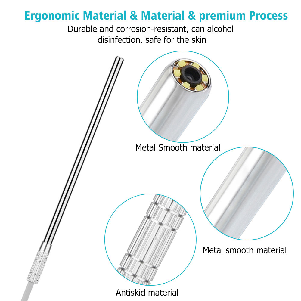 1.3MP ear cleaning endoscope (7)