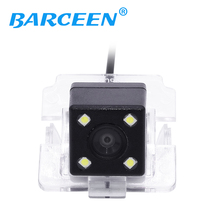 Factory direct sale With 4LED CCD 1/3″ parking car rearview camera for Mitsubishi Outlander car camera Pixels:728*582 waterproof