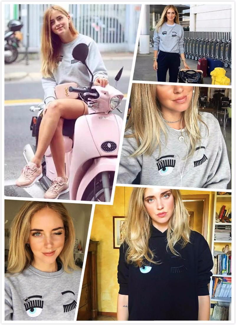 HTB1.EVCOpXXXXbnXVXXq6xXFXXXL - Eyebrow Embroidery Sweatshirt Women PTC 86