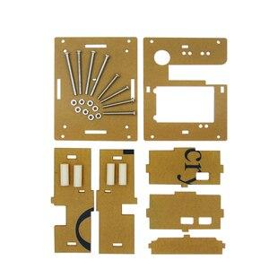 Image 3 - Multifunctional Tester GM328 Transistor Tester Diode Capacitance ESR Meter PWM Square Wave Signal Generator/ case