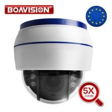 HD 1080P Draadloze PTZ IP Camera Wifi CCTV Speed Dome Camera Onvif 5X Optische Zoom Indoor Audio Sd kaart IR 20m P2P CamHi
