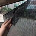 2 unids/lote 42*38 cm Adhesivo Uv Sombrilla Parasol Del Coche Calcomanías Electrostáticas Auto Fuerza de Adsorción Estática Película Pegatinas de Coches Styling