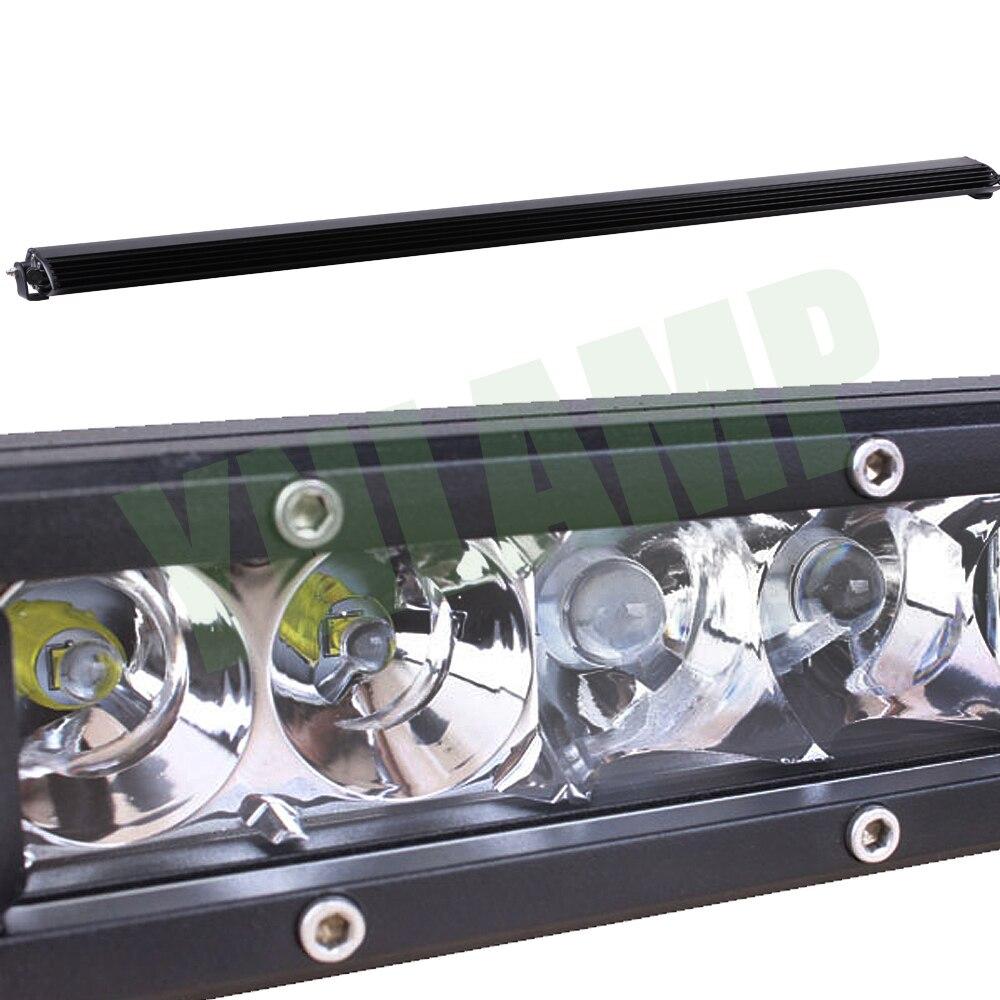 YNROAD 250w 50inch μονής σειρά Led Light Bar 50x5W - Φώτα αυτοκινήτων - Φωτογραφία 3