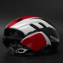 цена на Ultralight Cycling Helmet Bike Bicycle Helmet Men Mountain Road Women MTB Bike Helmet Casco Ciclismo Safety