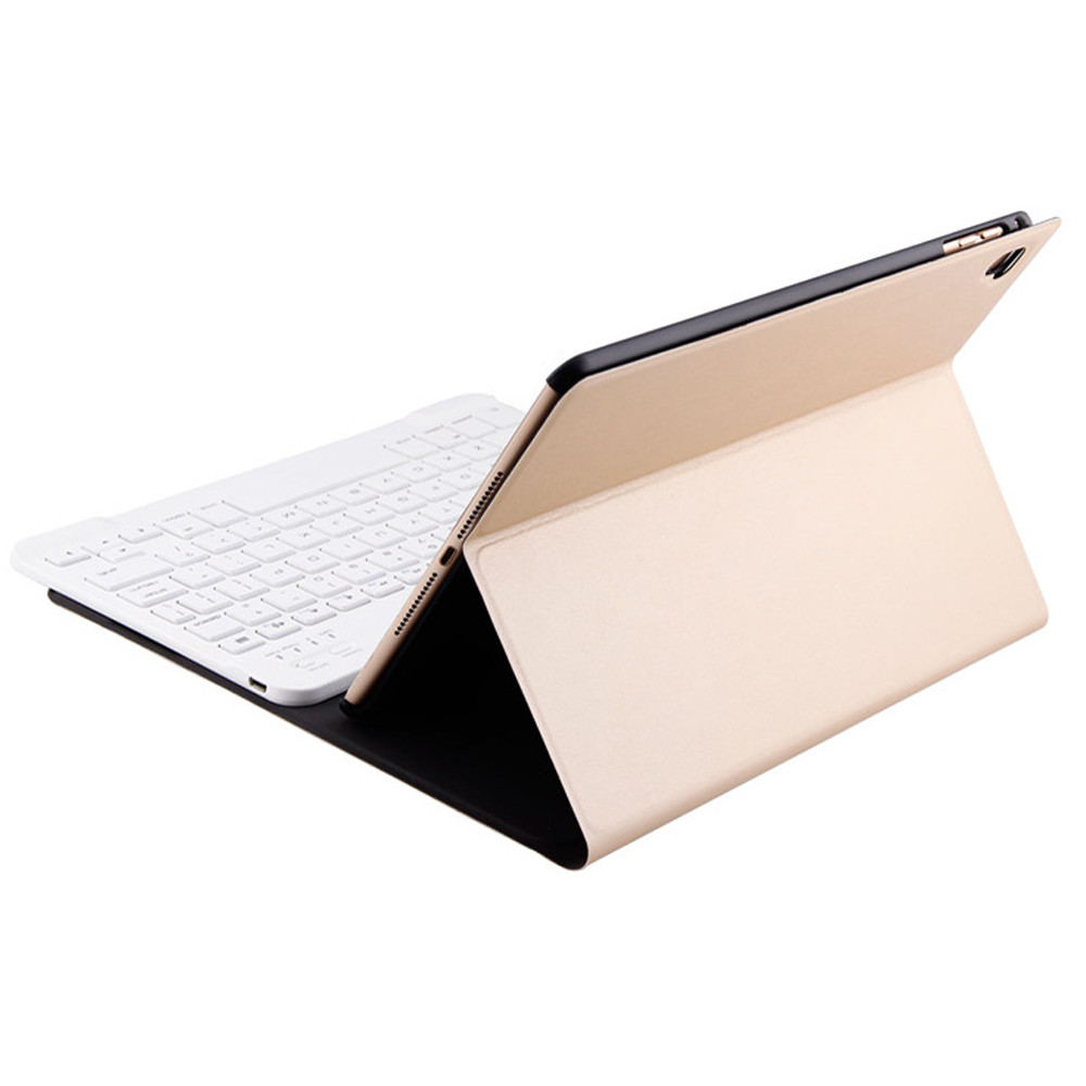 Wireless Bluetooth Keyboard + Leather Case For Apple IPad Pro 10.5 Inch 2017 20A Drop Shipping