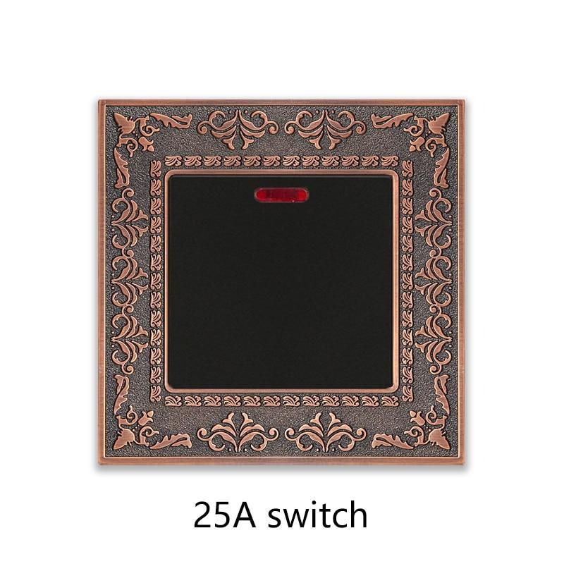 25A switch