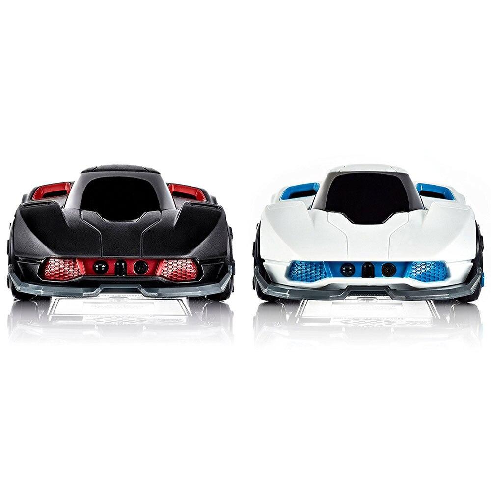 WowWee R.E.V télécommande jouets RC voiture course 2 pièces robotisé amélioré véhicules de course voiture Flash lumières pour les cadeaux de noël