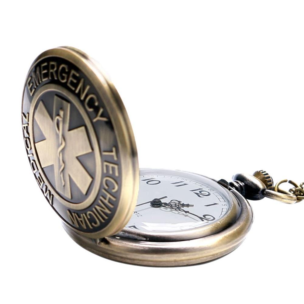 Ιατρικός ιατρός έκτακτης ανάγκης - Ρολόι τσέπης - Φωτογραφία 3
