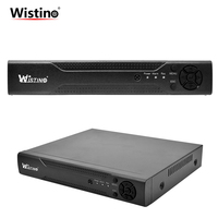 Wisitno 4CH 8CH CCTV System DVR 4MN 5in1 Digital Video Recorder For AHD Analog Camera NVR
