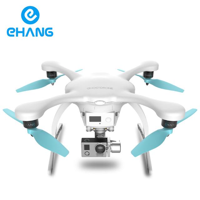 Ehang ghostdrone 2.0 gps rc helicóptero teledirigido de quadcopter con 4 k deportes pk cámara dji phantom 3 estándar 4 k