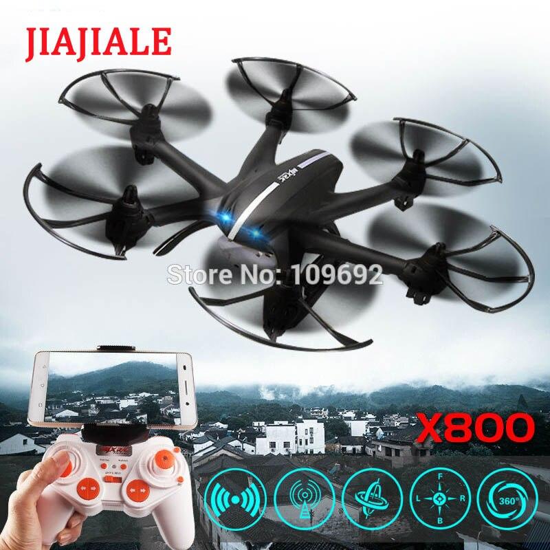الشحن مجانا mjx x800 2.4 جرام 4ch 6 Axis uav quadcopter rtf الطائرة rc هليكوبتر يمكن إضافة C4005 wifi fpv كاميرا و C4002 مقابل H107D h20-في طائرات هليوكوبترتعمل بالتحكم عن بعد من الألعاب والهوايات على  مجموعة 1
