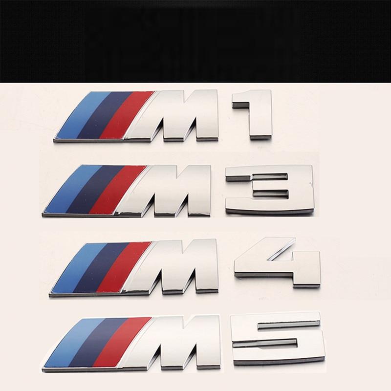 10pcs NEW M power Series Logo Sticker Emblem Badge Chrome 1 3 4 5 6 7 E Z X M3 M5 M6 Mline for M Car Styling steven rice m 1 001 series 7 exam practice questions for dummies