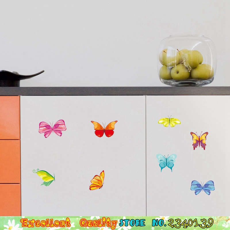 Butterfly Kitchen Decor Promotionshop For Promotional Butterfly Butterfly Kitchen Decor Kitchen Decorating