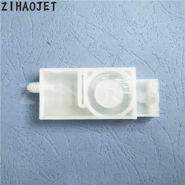 50 pcs DX5 Mimaki peredam warna putih 4X3 MM untuk Mimaki JV33 kepala DX7 tinta JV5 TS34 Galaxy DX5 Allwin Thunderjet dumper filter