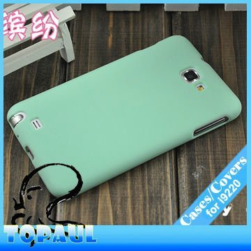Fashion design i22006 free shipping,cute TPU case for i9220, lovely cover for samsung, luxury case for galaxy note