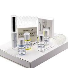 NEW-Ibcccndc 7 Sets/Lot Lash Lift Kit Makeupbemine Eyelash Perming Iconsign Lashes Perm Set With Rods Y-Brushes Makeu