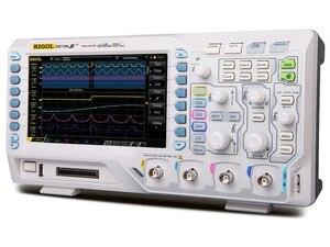 Image 2 - Rigol DS1104Z בתוספת 100 MHz הדיגיטלי אוסצילוסקופ עם 4 ערוצים 16 ערוצים דיגיטליים