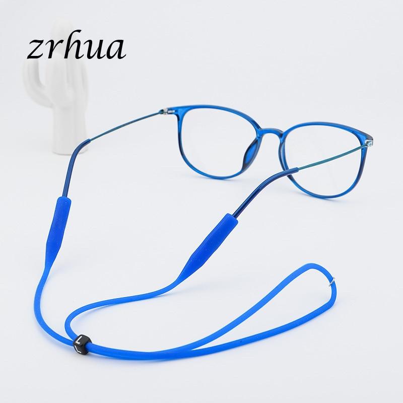 ZRHUA Glasses Chain Wearing Holder Adjustable Sunglasses Neck Cord Strap Eyeglass Glasses String Lanyard Sunglasses Accessories